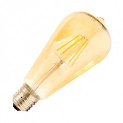 Ampoule LED E27 Dimmable Filament Gold 3.5W