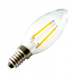 Ampoule LED E14 Variable Filament Classic 2W
