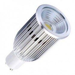 Ampoule LED GU10 Reglable COB 90º 8W