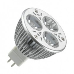 Ampoule LED GU5.3 MR16 220V AC 60º 6W