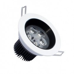 Spot LED Downlight Rond 5x1W