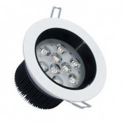 Spot LED Downlight Rond 9x1W