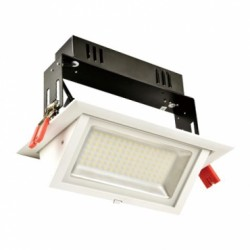Projecteur Orientable Rectangulaire LED Samsung 48W