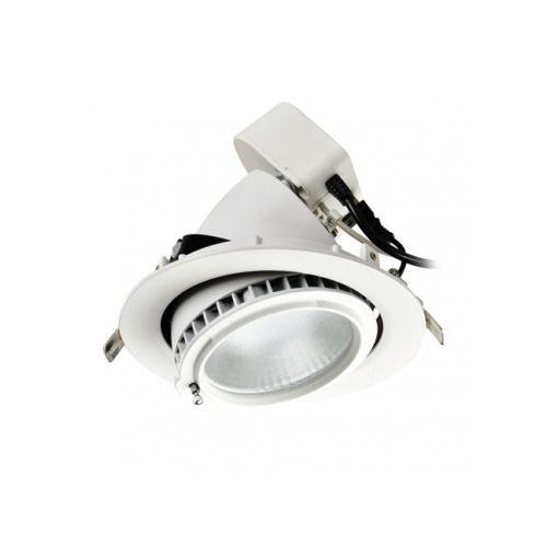 Projecteur Dirigeable Circulaire LED Samsung 38W