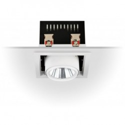 Projecteur Grill LED Orientable COB 30W