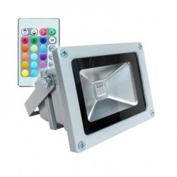 Projecteur LED Epistar RGB 10W