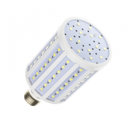 Lampe LED Éclairage Public Corn E27 18W