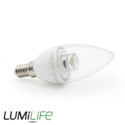 Ampoule LED E14 5W flamme