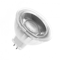 Ampoule LED GU5.3 MR16 COB Crystal 12V 5W