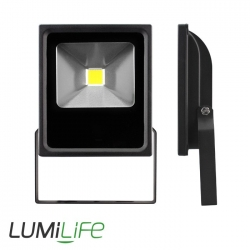 Projecteur LED extra-plat 30 watts - Étanche IP65