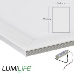 Panneau LED LUMiLife 295x595 - 20 watts IP40