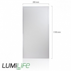 Panneau LED LUMiLife 600x1200 - 60 watts IP40
