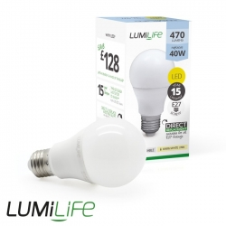 Ampoule E27 6W forme globe - Blanc Froid - Dimmable