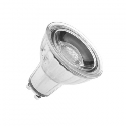Ampoule LED GU10 Dimmable COB Cristal 7W