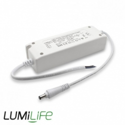Transformateur Variable 45W TRIAC pour panneau led lumilife
