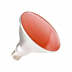 Ampoule LED E27 PAR38 15W Waterproof IP65 Lumière Orange