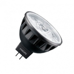 Ampoule LED GU5.3 MR16 Dimmable Philips 12V CRI 92 ExpertColor 7.5W 36º Black