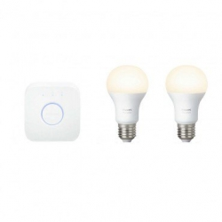 Kit de Démarrage Philips Hue 2xE27 9W White