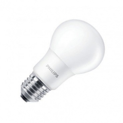 Ampoule LED E27 Philips CorePro Sphérique Mate 5.5W