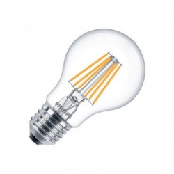 Ampoule LED E27 Dimmable Filament Philips CLA A60 5.5W