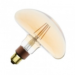 Ampoule LED E27 Dimmable Filament Gold LED Classic Philips Mushroom G202 5W