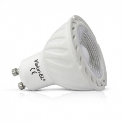 Ampoule led dimmable 5W blanc chaud